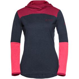 VAUDE Tremalzo LS Shirt Women eclipse/pink